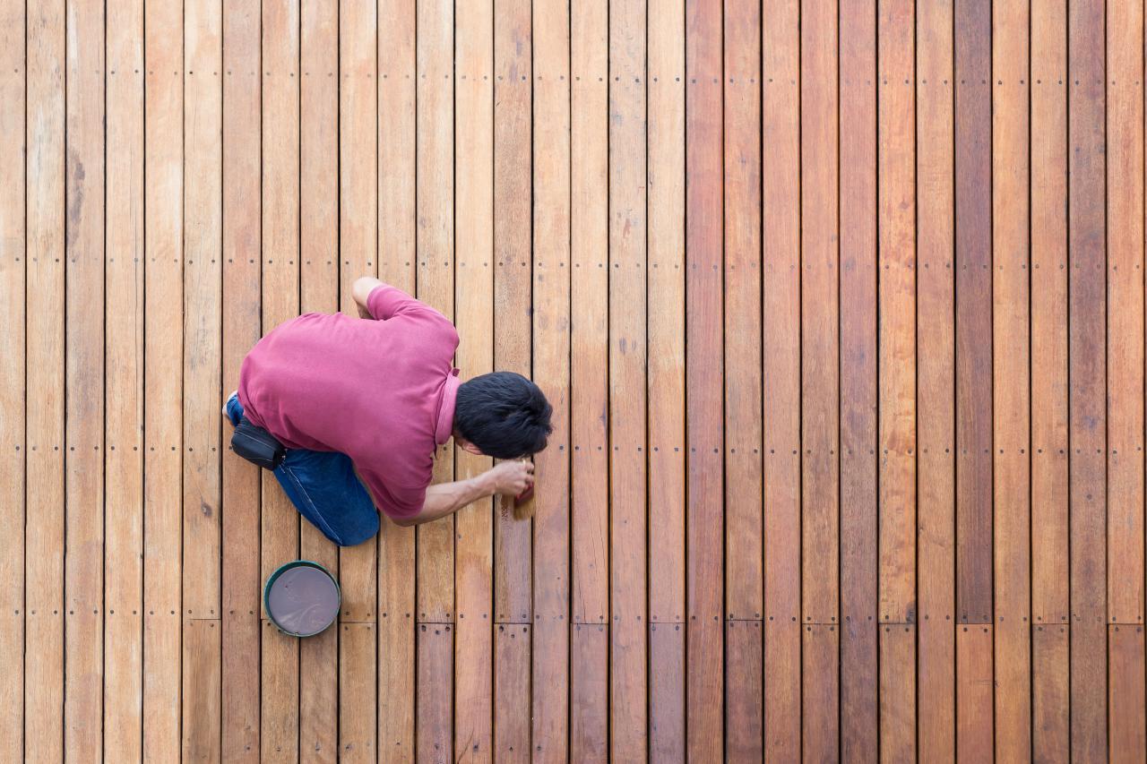 suelos de exterior de madera