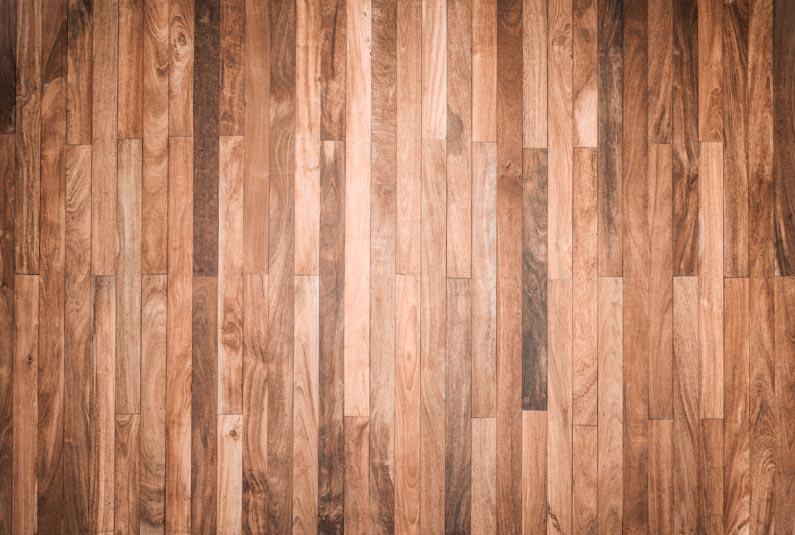 tipos de madera más empleados para el parquet