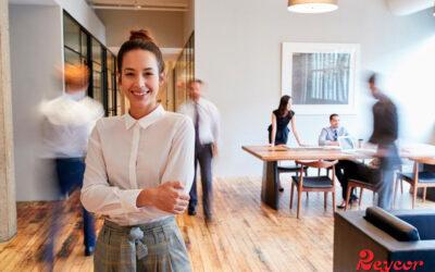 ¿Qué suelos son mejores para tu oficina o despacho?